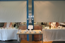 Installation/Performance at The Wellspring Healthy Living Centre (Kitchen)